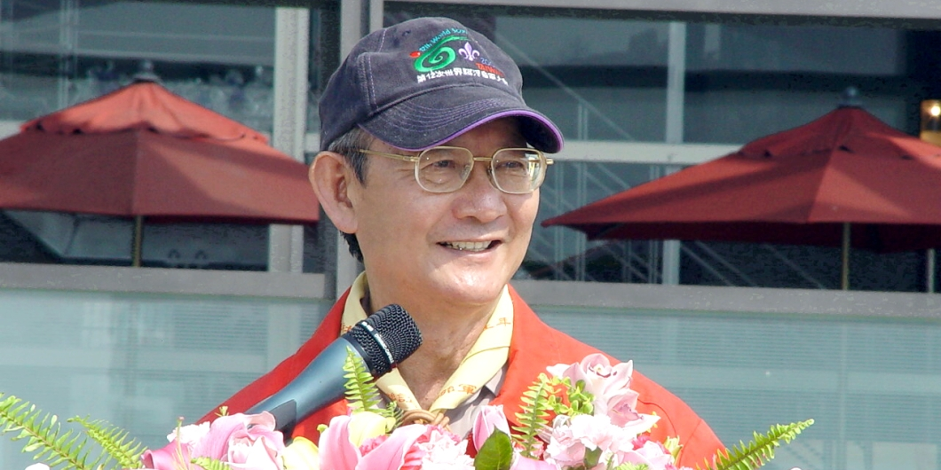 陳前廳長英豪
